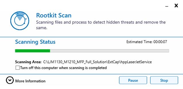 Download Anti rootkit Software