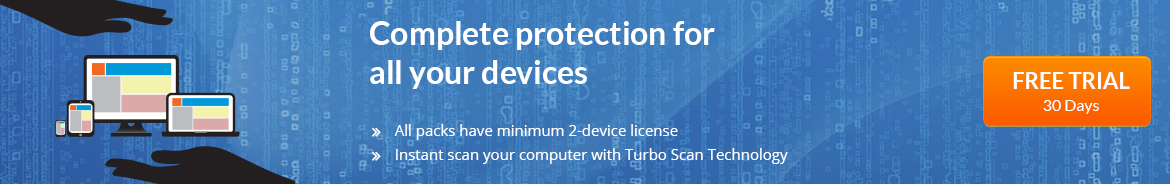 Complete protection for all your devices with best antivirus