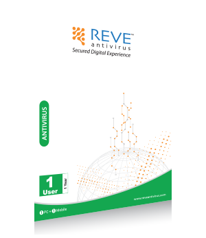 Get the REVE security antivirus for your PC