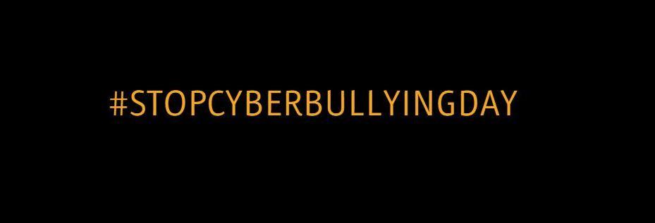 Stop cyberbullying day
