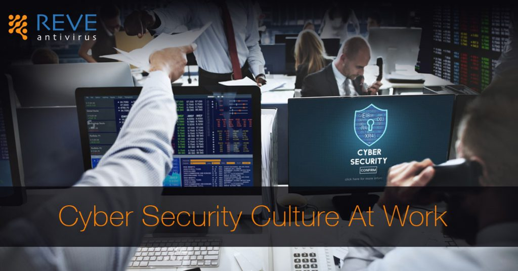 cyber security culture at work