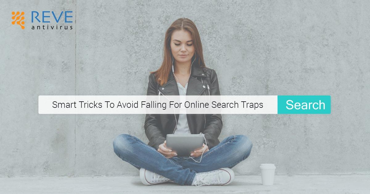 online search traps