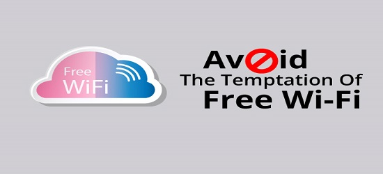 Avoid Free Wifi