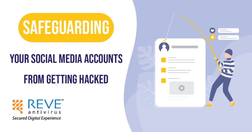Safeguarding Your Social Media Accounts Getting Hacked