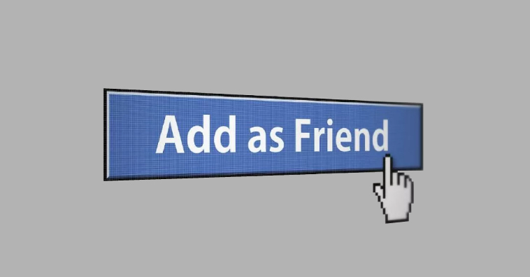 Social Media Friend Request