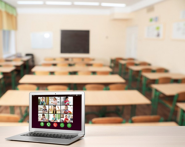 PC in a Classroom